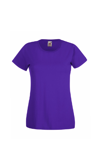 T-SHIRT VALUEWEIGHT LADY FIT