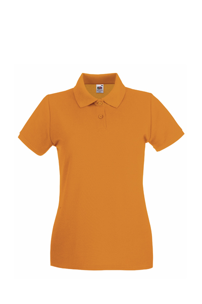 LADY FIT PREMIUM POLO 100%