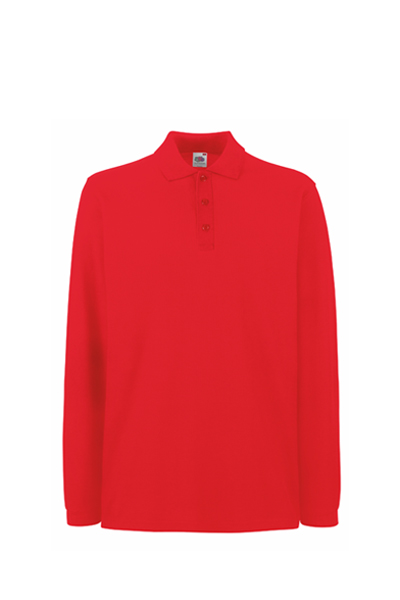PREMIUM POLO LONG SLEEVE